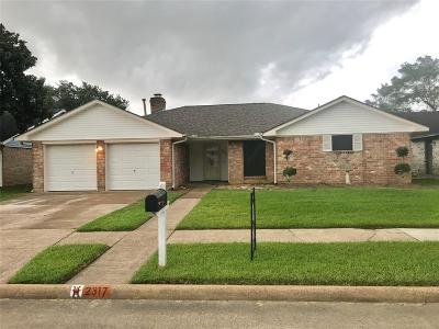 Deer Park TX Single Family Home For Sale: $219,900