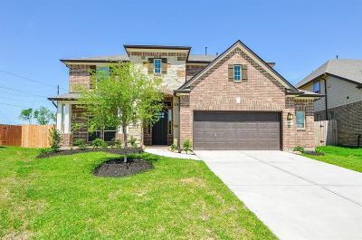 Lakes Of Savannah Single Family Home For Sale: 13531 Noble Landing