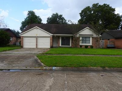 Harris County Rental For Rent: 8511 Avington Road