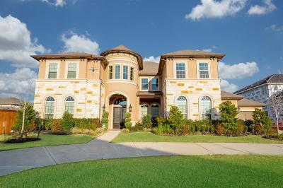 Cypress Single Family Home For Sale: 18206 Sandy Beach Court