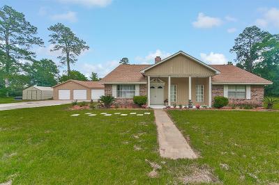 Magnolia Single Family Home For Sale: 26714 Apache Trail