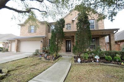 Richmond Single Family Home For Sale: 8007 Prairie Sage Drive