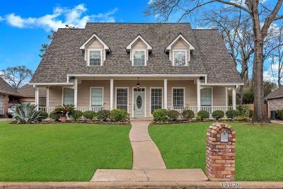 Spring Single Family Home For Sale: 17826 Echobend Lane