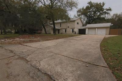 Conroe TX Single Family Home For Sale: $89,900