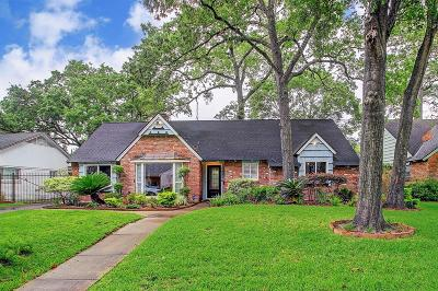 Memorial Single Family Home For Sale: 13006 Queensbury Lane