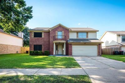 Houston Single Family Home For Sale: 15518 Schumann Lane