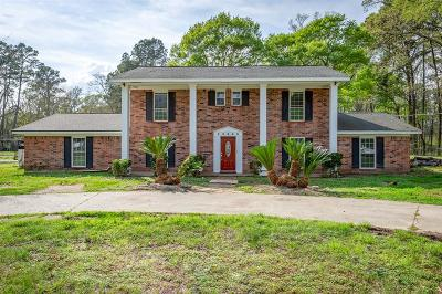 Huffman Single Family Home For Sale: 25505 Vanya