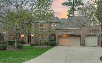The Woodlands Single Family Home For Sale: 123 Wind Ridge