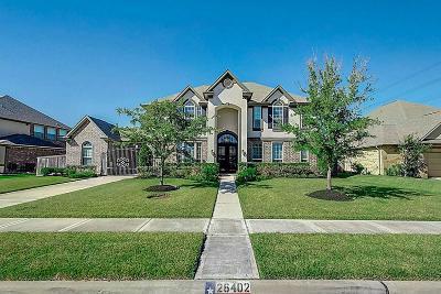 Katy Single Family Home For Sale: 26402 Prairie School Lane