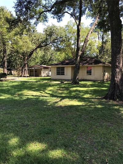 Cypress Single Family Home For Sale: 12318 Musket Trail Drive