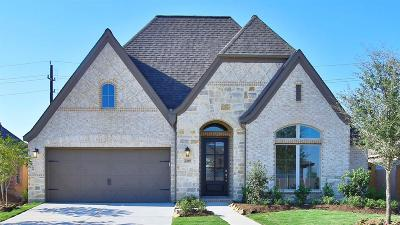 Katy Single Family Home For Sale: 23107 Carlisle Valley Trace