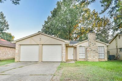 Spring Single Family Home For Sale: 4910 Monteith Drive