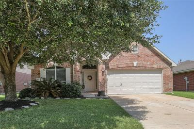 Katy Single Family Home For Sale: 2711 Silk Tree Lane