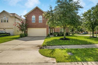 Katy Single Family Home For Sale: 6135 Calder Field Drive