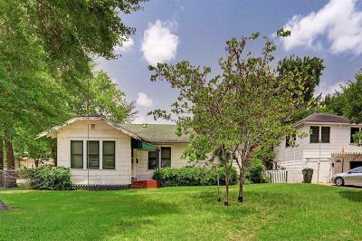 Houston Single Family Home For Sale: 1030 Voight Street