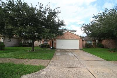 Sugar Land Single Family Home For Sale: 13834 S Bonnetbriar Lane S