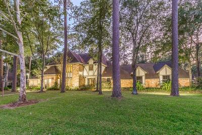 Spring Single Family Home For Sale: 18019 Mahogany Forest Drive