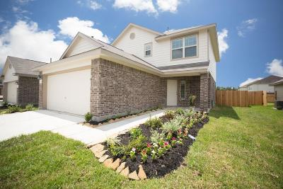 Houston Single Family Home For Sale: 8018 Summer Orchid Way