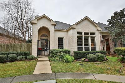 Houston Single Family Home For Sale: 6614 Queensclub Drive