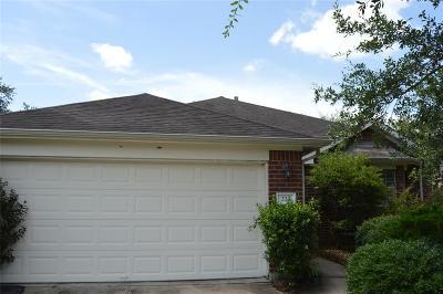 Dickinson Single Family Home For Sale: 223 River Basin Lane