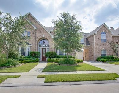 Sugar Land Single Family Home For Sale: 7610 Herndon Place