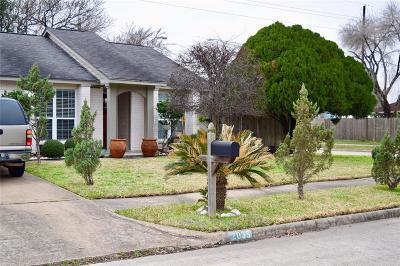 Katy Single Family Home For Sale: 2035 Oakwell Lane