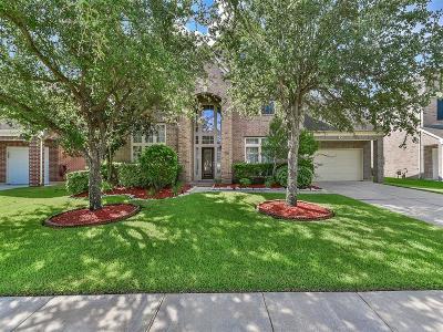 Pearland Single Family Home For Sale: 2409 Delta Bridge Drive