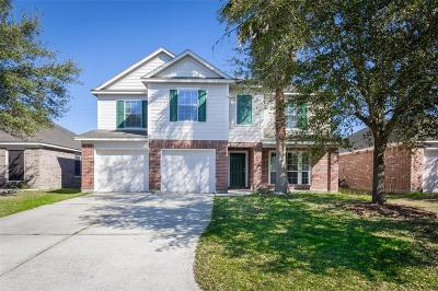 Kingwood Single Family Home For Sale: 22056 Knights Cove Drive