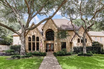 Katy Single Family Home For Sale: 1803 Hickory Chase Drive