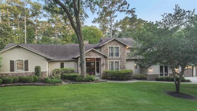 Tomball Single Family Home For Sale: 23403 Holly Hollow Street