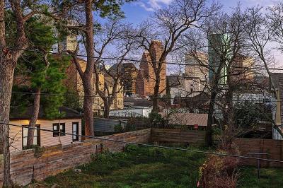 Houston Single Family Home For Sale: 1212 Bingham Street
