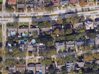Houston Single Family Home For Sale: 6231 San Felipe Street
