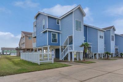 Galveston Condo/Townhouse For Sale: 17701 Termini San Luis Pass