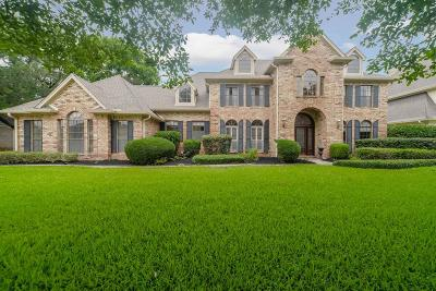 Fulshear Single Family Home For Sale: 4306 Waterbeck Street