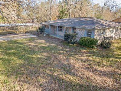 Conroe Single Family Home For Sale: 408 Mable Street