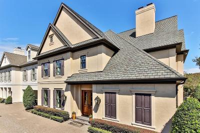 Houston Single Family Home For Sale: 1604 Nantucket Drive