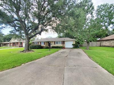 La Marque Single Family Home For Sale: 5113 Live Oak Drive