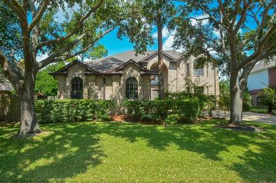 Sugar Land Single Family Home For Sale: 14210 Lake Trail Drive