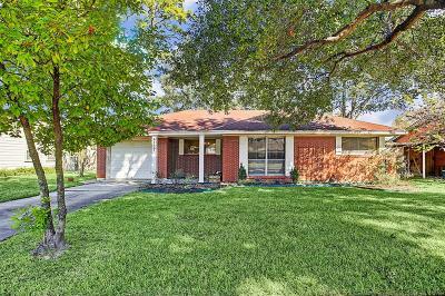 Houston Single Family Home For Sale: 4102 Marlborough Drive