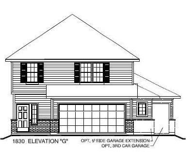 Single Family Home For Sale: 10318 Spruce Villa Trace