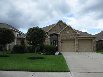League City Single Family Home For Sale: 3038 Spring Hill Lane