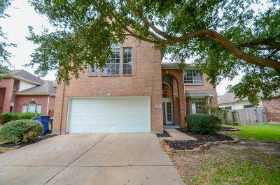 Katy Single Family Home For Sale: 3511 Bramblefern Place