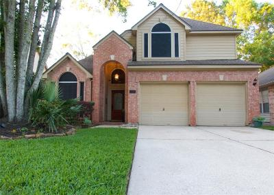 Houston Single Family Home For Sale: 3303 Appalachian Trail