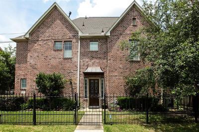 Garden Oaks Single Family Home For Sale: 4021 Alba Road