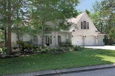 The Woodlands Single Family Home For Sale: 146 Wind Ridge