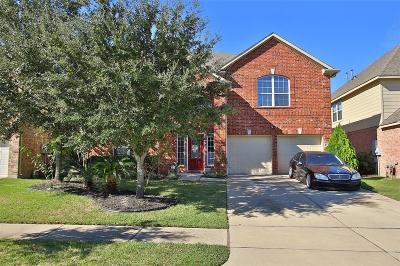 Katy Single Family Home For Sale: 6122 Coastal Grove Lane