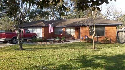 Channelview Single Family Home For Sale: 15507 S Brentwood Street