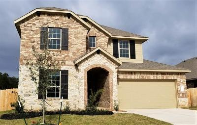 Conroe Single Family Home For Sale: 14378 Whitetop Peak Court