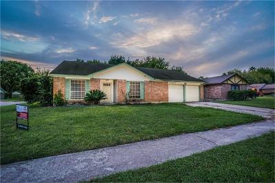 Cypress Single Family Home For Sale: 11303 Loyola Drive