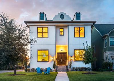 Bellaire Single Family Home For Sale: 4440 Dorothy Street